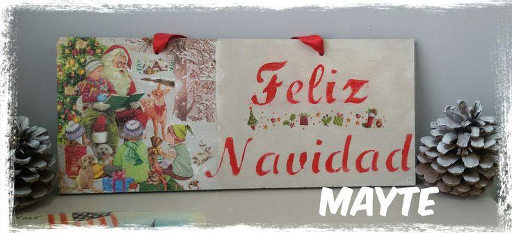 Cartel de Navidad