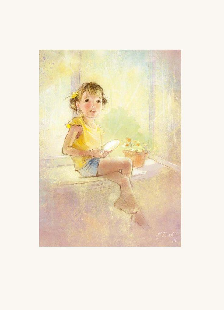 Просмотреть иллюстрацию словить зайчика из сообщества русскоязычных художников автора Екатерина Бабок в стилях: Классика, нарисованная техниками: Другое.