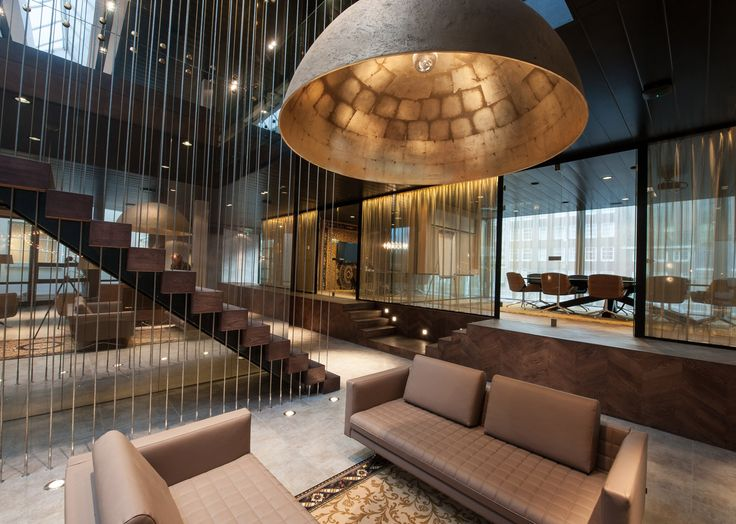 Pinnacle Office Amsterdam designed by TANK