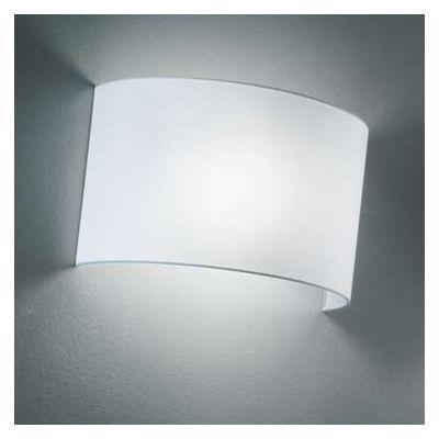 Morosini Fog 1 Light Wall Light Shade Color: Mocha