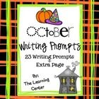 This pack includes 23 writing prompts (3 are free write pages) about Fall, special days in October and Halloween!! There is also an extra page of l...