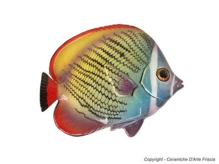 Catalogo 2 pesci tropicali - Ceramiche D'Arte Gianfranco Friscia Produzione Pesci tropicali in Ceramica a Sciacca