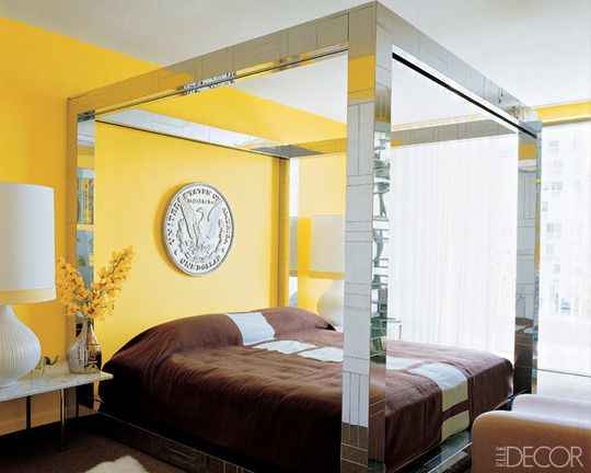 Getting Personal: 15 Designers' Bedrooms | Apartment Therapy