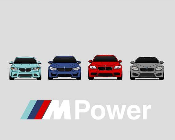 "BMW M3 Sports Car poster wall art home decoration photo print 24/"" x 36/"""
