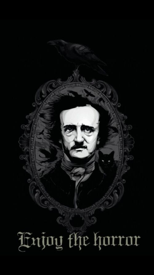 edgar allan poe and old man Edgar allan poe was born in boston, january 19, 1809, the son of two actors by the time he was three years old, his father had abandoned the family and his mother.