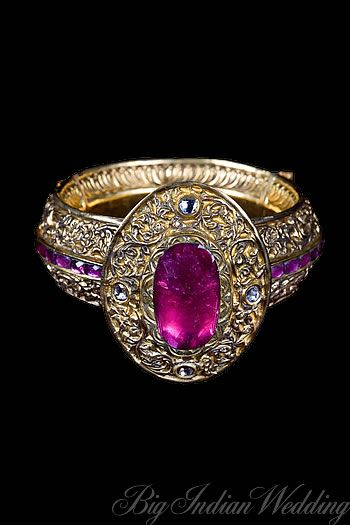 Alpana Gujral engagement ring