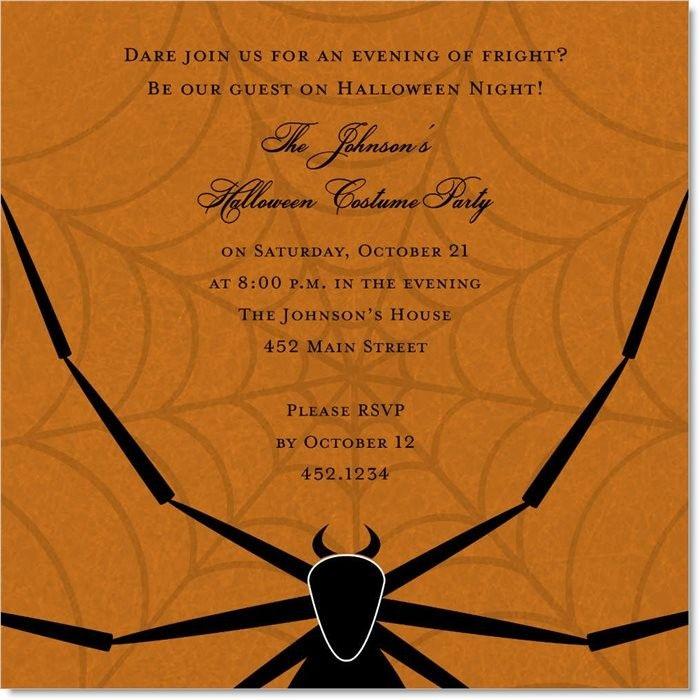 333 best Halloween Invitations images on Pinterest | Halloween ...
