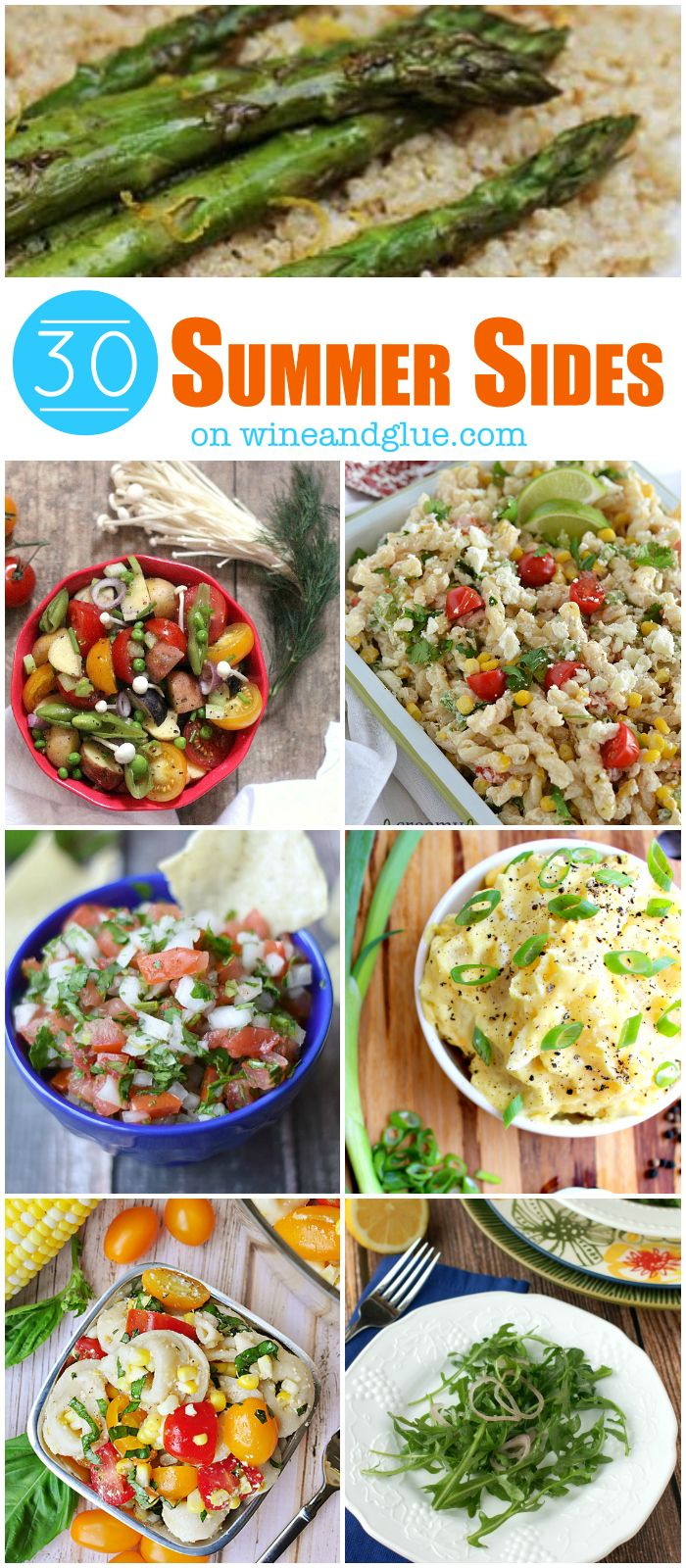Thirty great seasonal side dishes!
