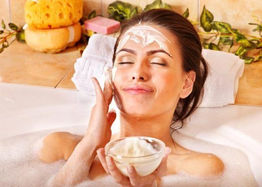 Basic home remedies for glowing skin. How many of us spend thousands of dollars each year at beauty store with the hope of buying the magic product that will get us glowing skin? Store bought products can get your skin to glow, but they also come with a high price tag. #skin_care