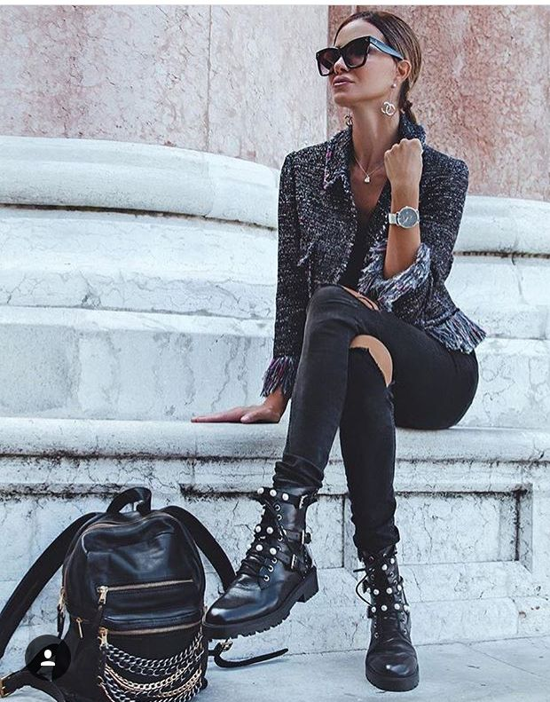 #streetstyle #uotfil, love those #boots
