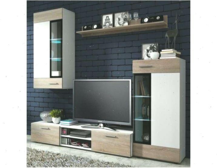 Wohnwand Tango Anbauwand Schrankwand Design Wohnzimmer Set Tv