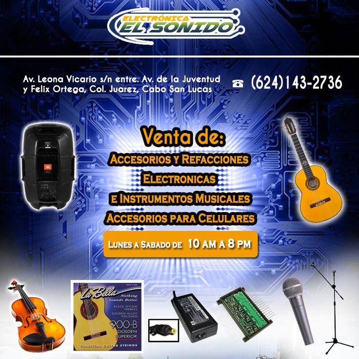 Electronica El Sonido