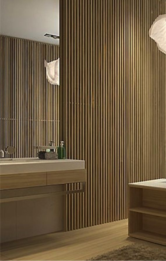 Bathroom tiles shower vanity mirror faucets sanitaryware interiordesign mosaics modern Bathroom designs wood paneling