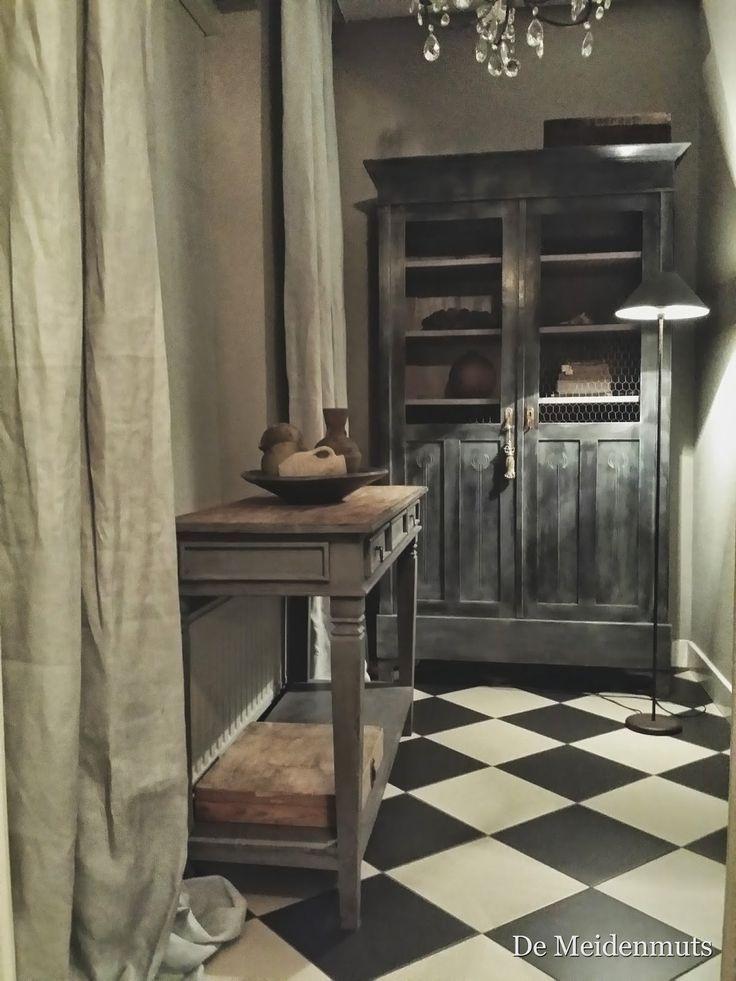 17 beste ideeën over Linnen Gordijnen op Pinterest - Restauration ...