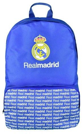 International Soccer La Liga Real Madrid CF Light Weight Backpack