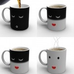 Colour Changing Coffee Cup