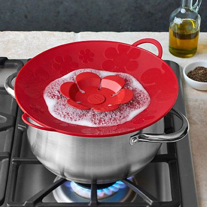 Kochblume® Spill Stopper - Red The video is worth a watch