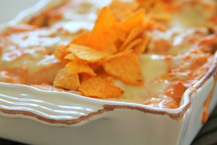 Tacogratäng med kyckling - Jennys matblogg
