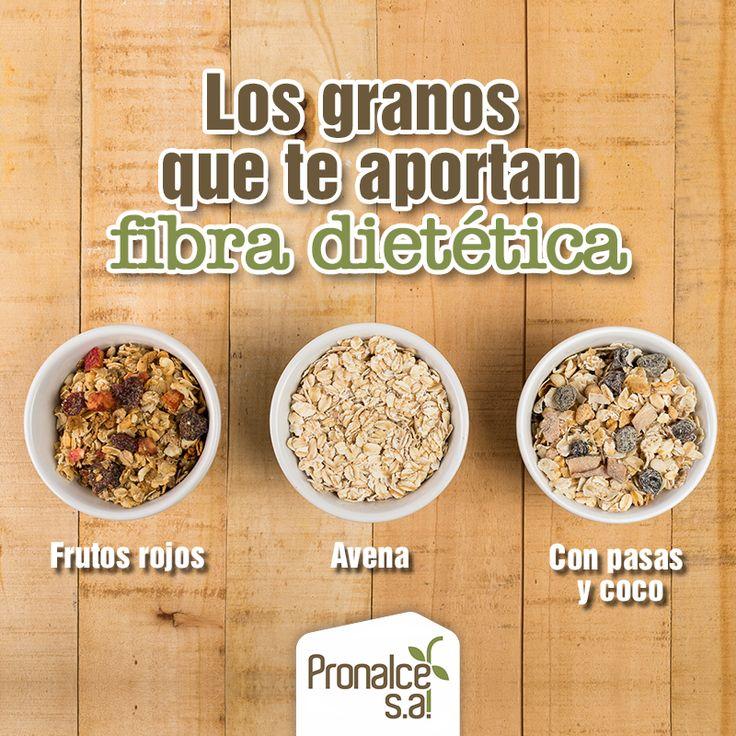Gracias a su contenido de grano entero la #Granola posee una fibra dietética excelente para un día a día saludable. Un tercio detaza de granola te aporta 4 gramos de fibra dietética, que te permite una digestión más rápida y sencilla.#Pronalce #DelSur #Chocotom #cereal #breakfast #desayuno #avena #integral #salud #saludable #feliz #love #hojuelas #maiz #lonchera #snack #granola #frutosrojos #banano #deleitar #alimentos #granos