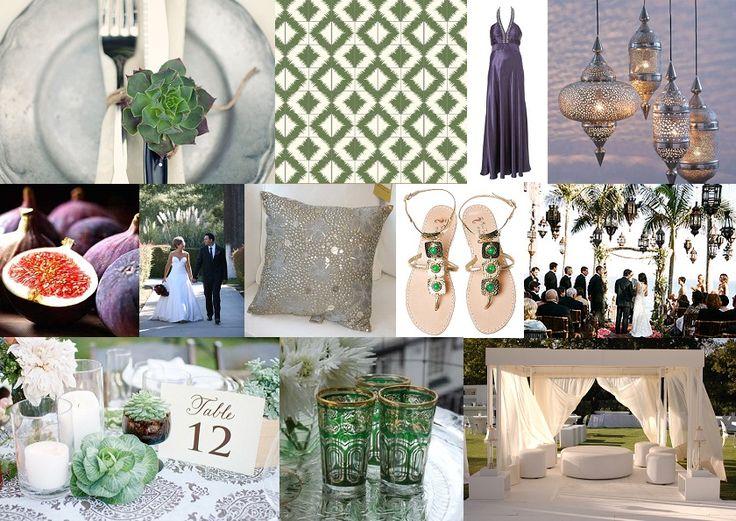 Woonkamer Inspiratie Marrakech : Modern Moroccan Wedding