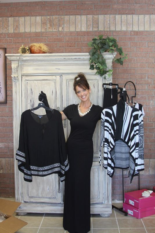 The Denim Chateau - Wide assortment of unique black and white apparel!