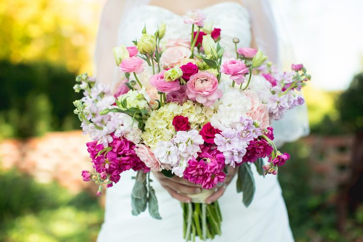 navy and pink fall wedding in knoxville, tennessee