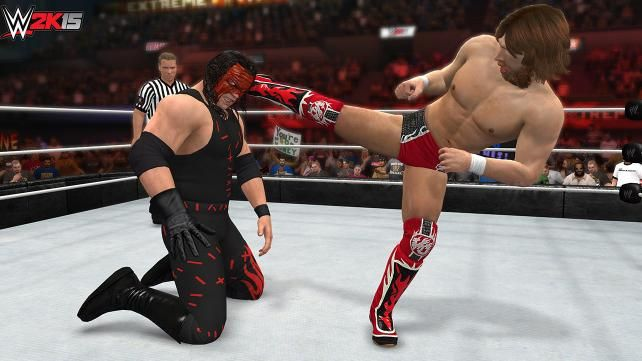 WWE 2K15 Game Screenshots