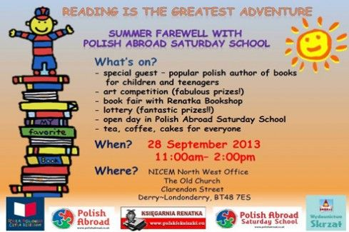 Summer Farewell with Polish Abroad Saturday School | Link to Poland