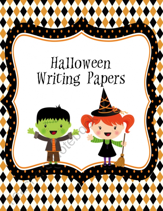 themed writing paper for students Not only will the students enjoy this writing lesson each student will write a newspaper story have students pair up with a partner to discuss the questions and record their ideas on their worksheets when the students have completed the worksheets.