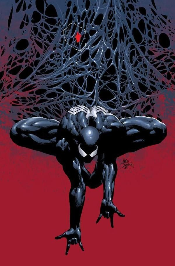 I love the black suit story, even though it didn't work so perfectly in the 3rd Raimi movie.