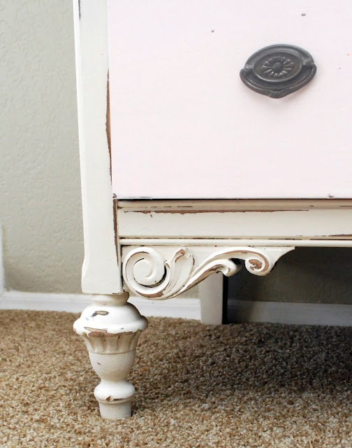 how to make chalk paint from flat paint