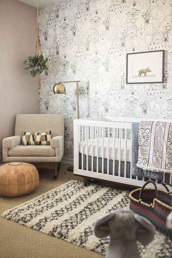 27 Cute Baby Room Ideas Nursery Decor For Boy Girl And Unisex With Images Neutral Boy Nursery Baby Room Decor Nursery Neutral