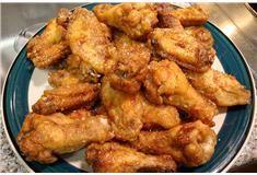 Athenian Chicken Wings recipe | chicken wing recipes