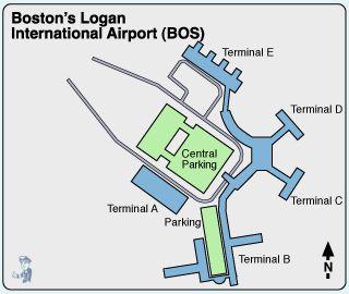 (Boston) Logan International Airport (BOS): Boston you're my home!