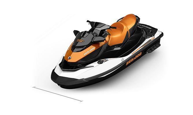 Spécifications de la motomarine GTX S 155 : moteur, freins, conduite et plus encore | Sea-Doo Canada