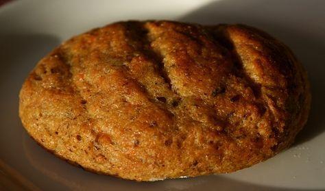 Este pan es una de las opciones saludables, libre de gluten, puedes comerlo solo o rellenarlo para un desayuno completo, alto en fibras y aporta proteína, las vitaminas en los
