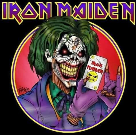 Joker 1989 / Iron Maiden