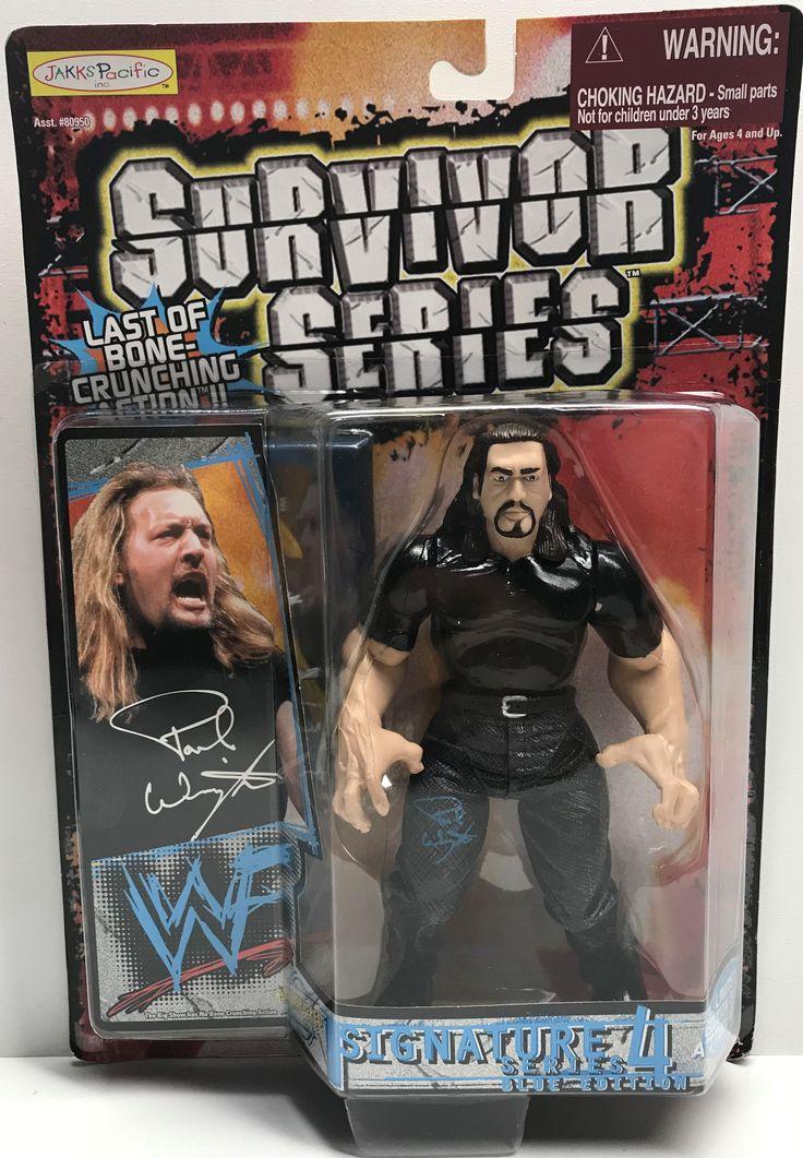 TAS039046 - 1999 Jakks WWE Survivor Series - Series 4 - The Big Show