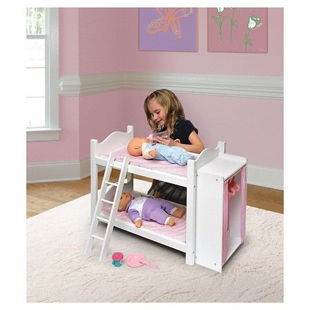 25 Best Ideas About Doll Bunk Beds On Pinterest American Girl Furniture American Girl Doll