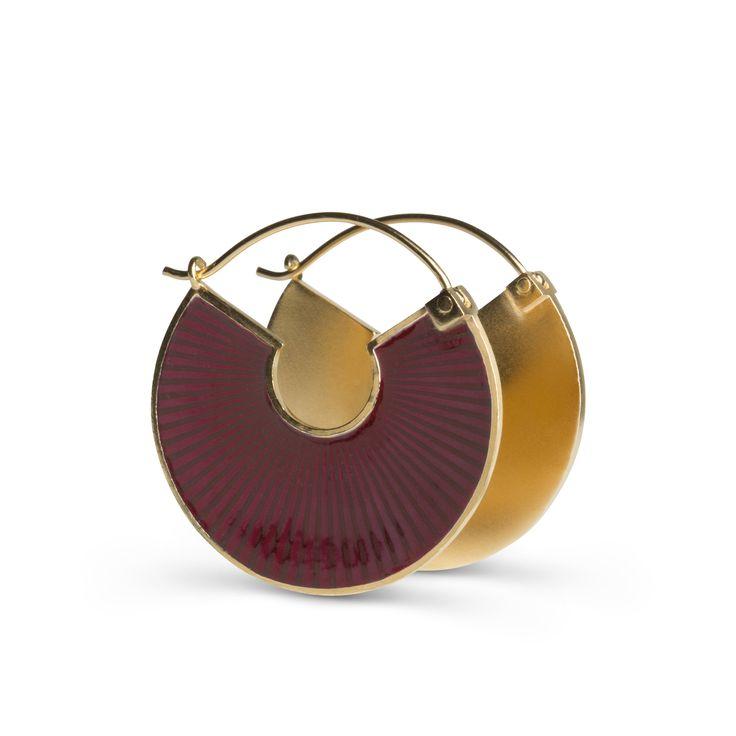 Jane Kønig. Earring.