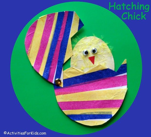 easter chick pattern - photo #44