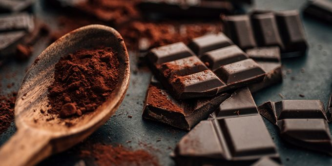 Ever had a gut feeling that your diet is not agreeing with you? We've rounded up 10 foods that are good for your guts... and yes, chocolate is one of them!