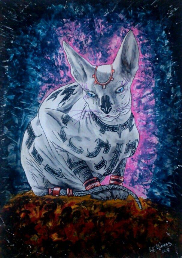 Gato mistico