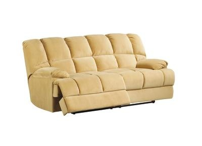 Best Badcock Weekend Retreat Dual Reclining Sofa Living 400 x 300