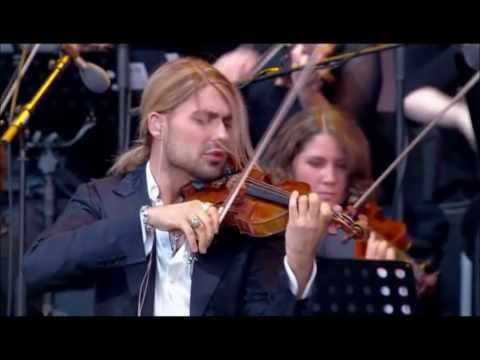 David Garrett...virtuoso Pirates of the Caribbean