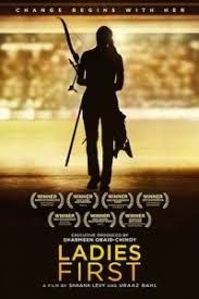 Ladies First (Netflix-March 9, 2018) a documentary series directed by Uraaz Bahl.  A story of Deepika Kumari who, as a girl born on the roadside to abject poverty in rural India, went in search of food, stumbled upon archery, and within four years became the number one archer in the World.