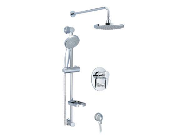 17 meilleures id es propos de salle de bains douche pluie sur pinterest pluie salles de. Black Bedroom Furniture Sets. Home Design Ideas