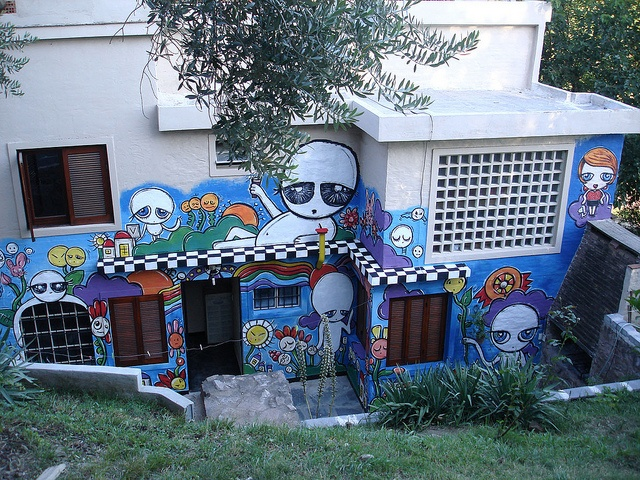 mural Río Ceballos