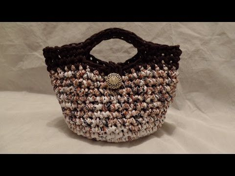 #Crochet Look a like Valentino Red Designer Clutch Handbag #TUTORIAL - YouTube