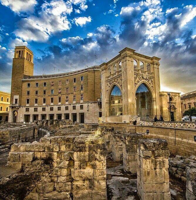 Anfiteatro romano di Lecce,  Puglia